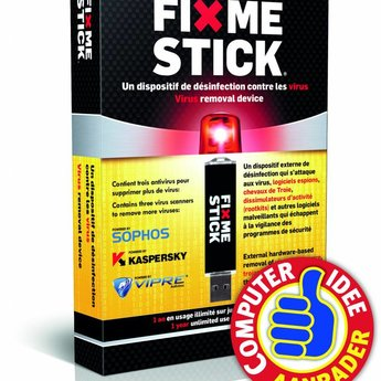 FixMeStick - voor PC of Mac