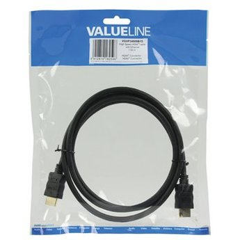 High Speed HDMI kabel met ethernet HDMI connector