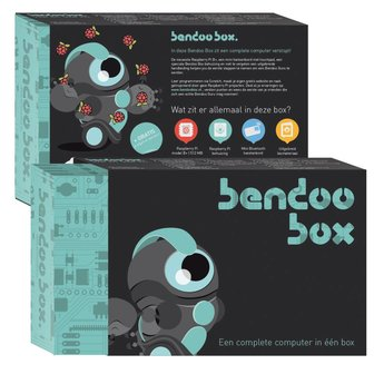 Bendoo Box Bendoo Box - een complete computer in één box