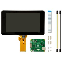 "Raspberry Pi 7"" Touchscreen Display"