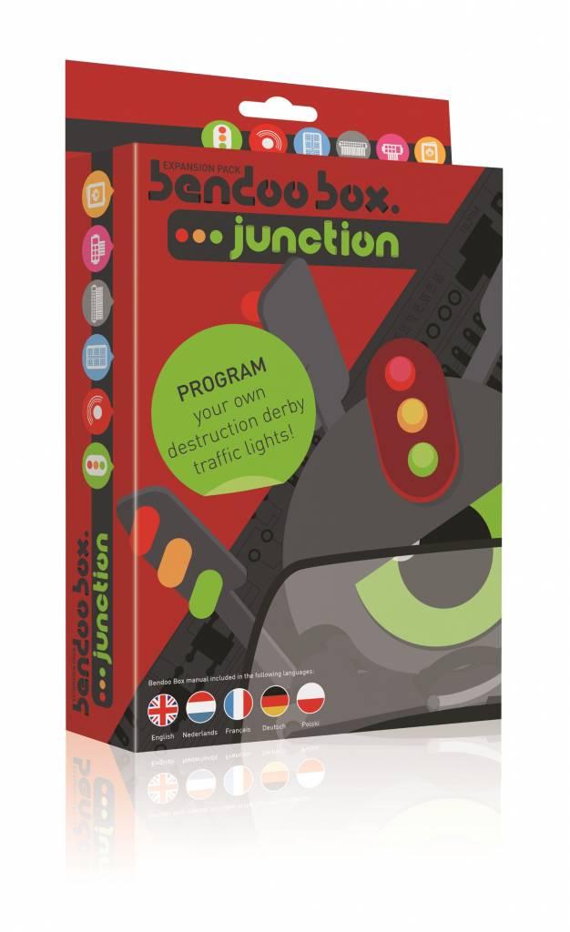Bendoo Box Junction : Bouw en programmeer je eigen kruispunt