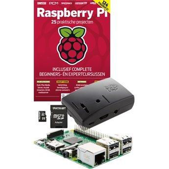Raspberry Pi 3 - Compleetset