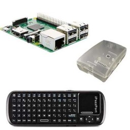 Raspberry Pi 3 Advanced Mediaplayer set