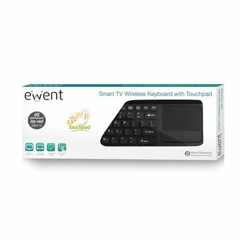 Ewent EW3315 Smart TV Keyboard