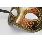 Venetiaanse bal maskers