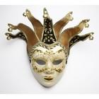 Decoratieve Venetiaanse maskers