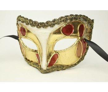Venetiaans masker 'Papaver'