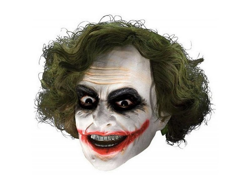 Joker masker (Batman - The Dark night)