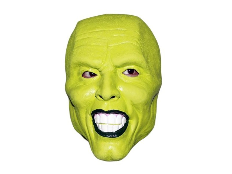 The Mask' deluxe masker