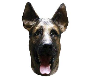 Shepard dog mask