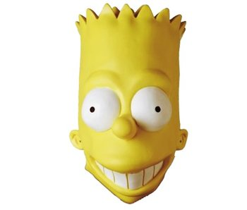 Bart Simpson masker