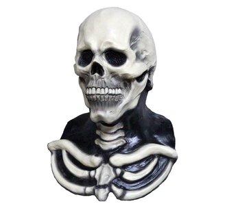 Horror schedel masker Deluxe