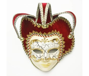 Jolly Joker mask 'Titian'