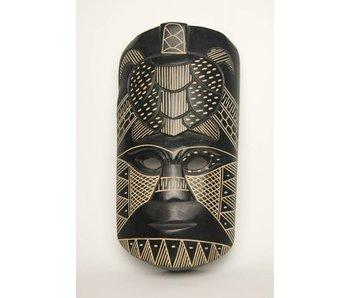"""Tiki mask (15"""" / 40 cm)"""