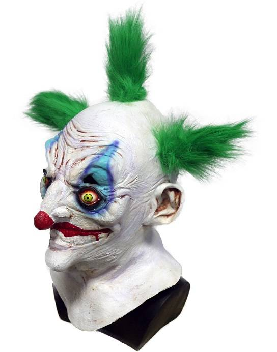 Latex Killer Clown Mask Mistermask Nl