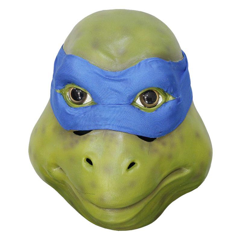 Teenage Mutant Ninja Turtle With Blue Mask