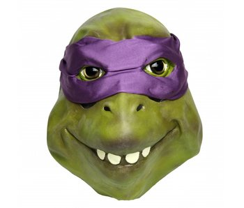 Ninja Turtle mask (purple) 'Donatello'