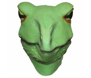 Frog mask (green)