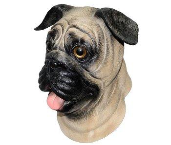 hondenmasker 'mopshond'