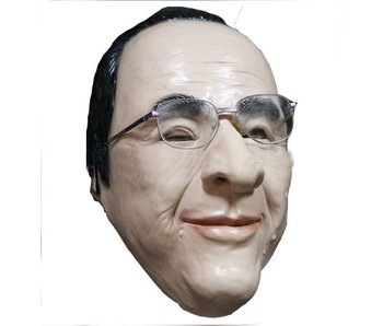 President Hollande mask