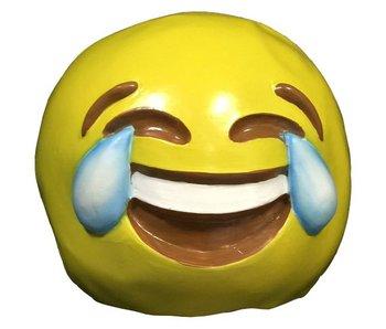 Emoji masker - Crying Laugh ;-D