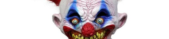 Clown maskers