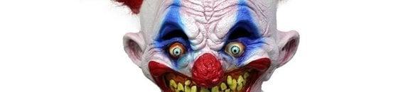 Clown maskers