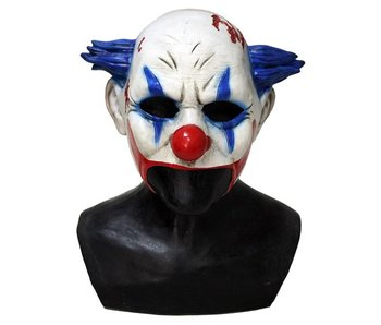 Killer clown masker 'Circus Clown'
