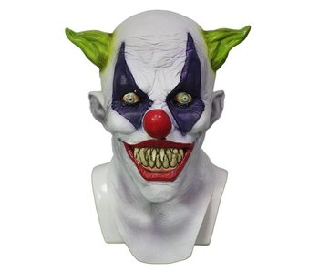 Killer Clown mask - 'Firestarter'