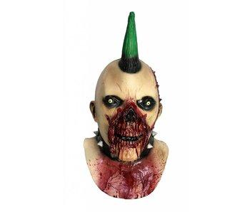 Zombie masker 'Punker'