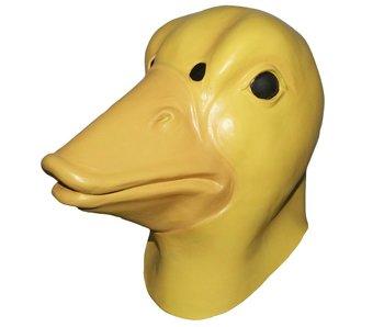 Duck mask - yellow