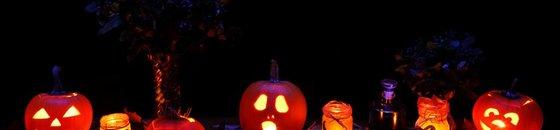 Halloween versiering