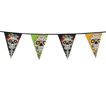 PE bunting Day of the dead 10m