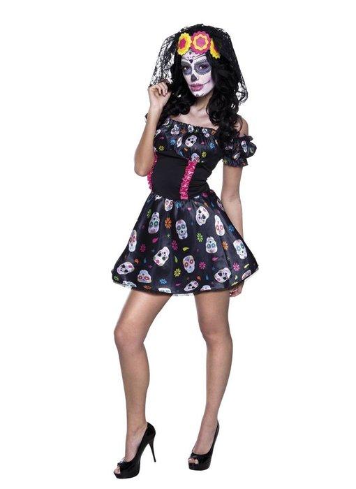 Dia de los Muertos kostuum 'Skully'