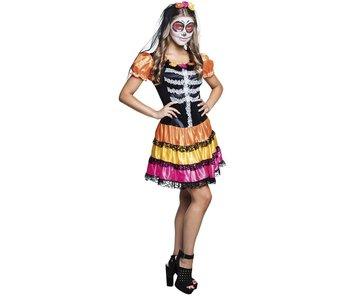 Costume kid Niña Pelona 14-16