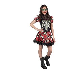 Costume kid gb Niña Catrina 14-16