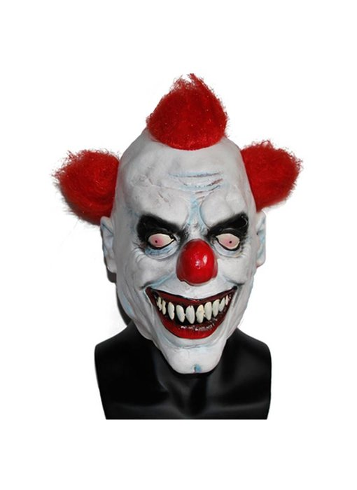 Killer clown masker 'Nookie'