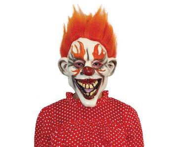 Killer Clown mask - 'Hot Rod'