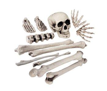 Skull & bones 12pcs