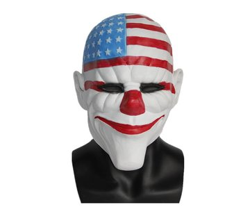 Payday mask