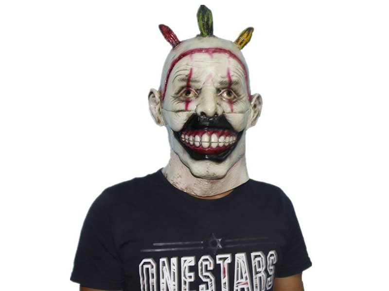 Twisty The Clown Mask Mistermask Nl