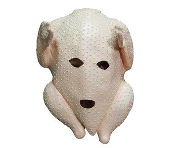 Kippenkop masker