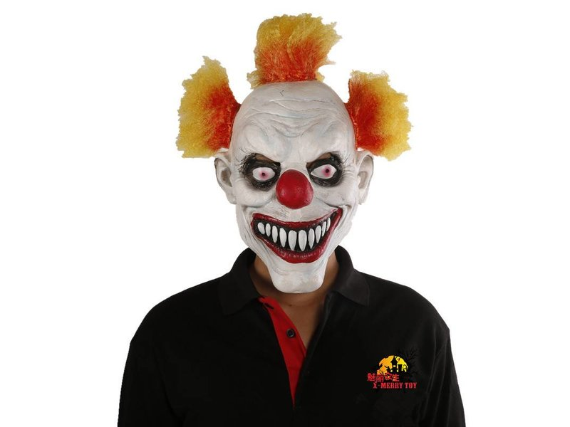 Killer Clown Mask Cookie Mistermask Nl