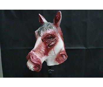 Horror horse mask