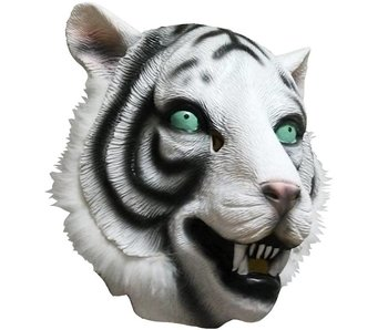 Tiger mask (white)