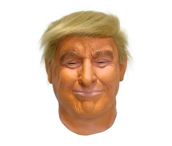 Donald Trump mask - Deluxe