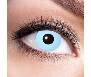 Ice blue ghost contacts