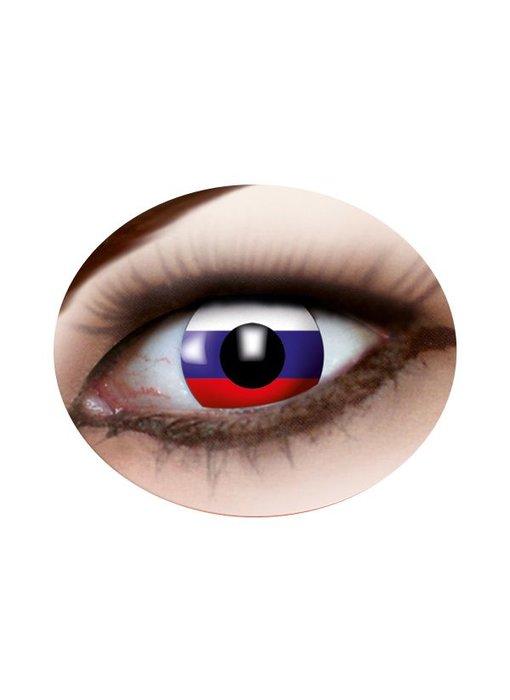 Party lenzen (Russische vlag)