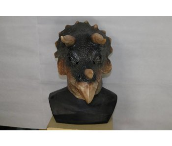 Dino mask (Triceratops)