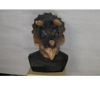 Dinosaurus masker (Triceratops)